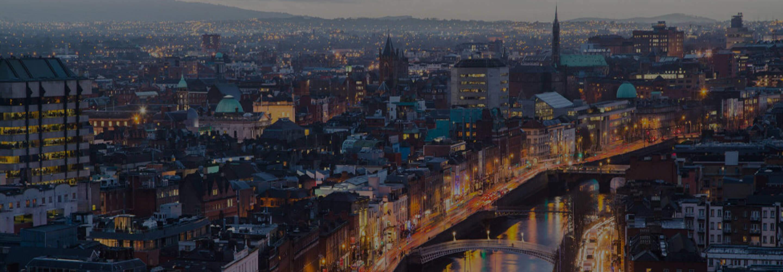 Dublin Mobile App banner