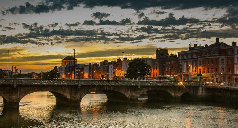 Dublin from a Different Perspective: The Best Lookouts
