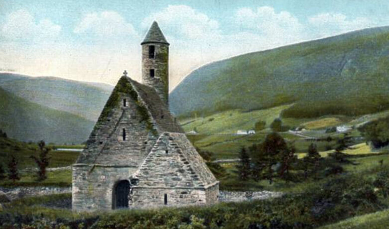 Saint-Kevin-Kitchen-Glendalough