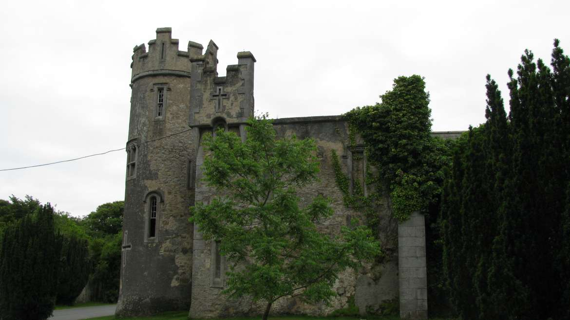 The howth castle