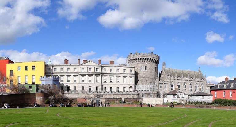 Dublin Castle – Top Rated Tourist Attraction in Ireland