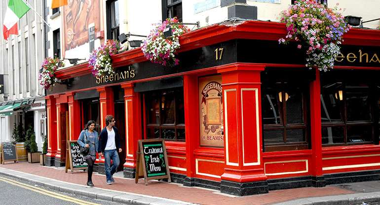 Where to Eat and Drink in Dublin