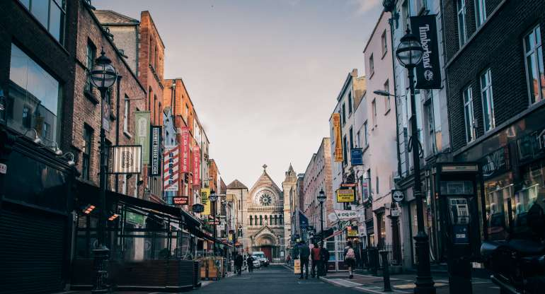 Top 5 Things to Love About Dublin